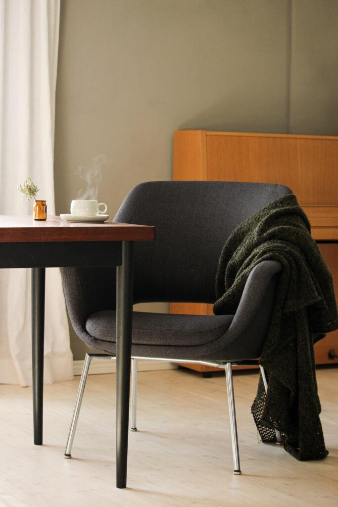 Huonekaluverhoilu, kilta tuoli verhoilu